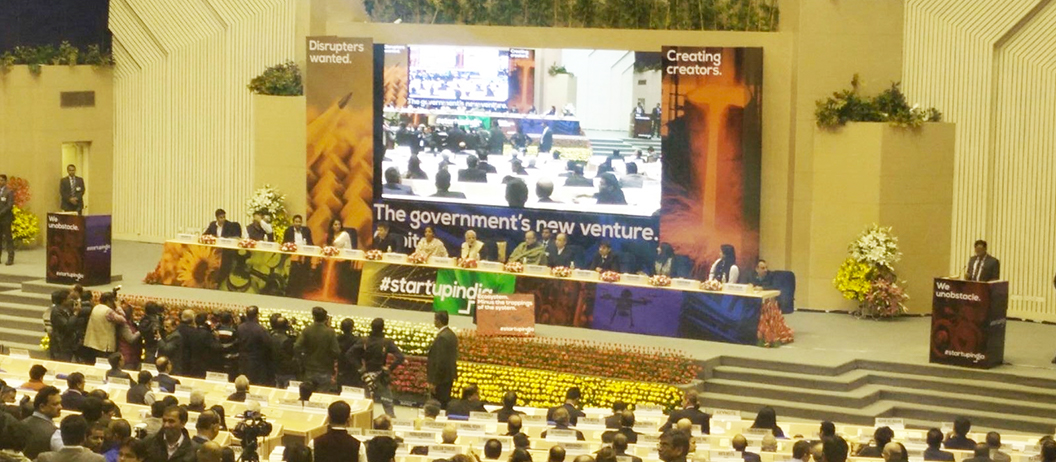 Startup India Event 2016 – Key Highlights