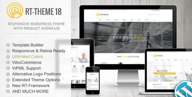 Top WordPress Themes fro Business