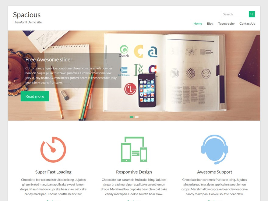 Best Small Business WordPress Themes