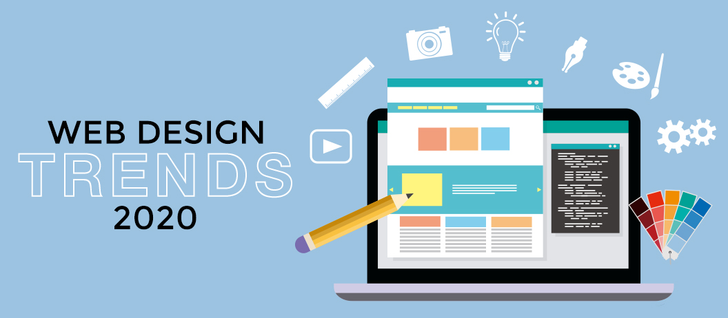 Top 12 Web Design Trends You Must Follow in 2020